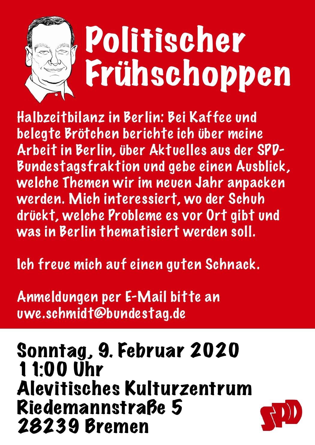 Fruehschoppen-Bremen
